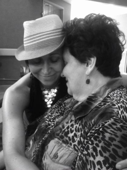 My own Mother, Rita Marie Venturelli Powell.